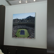 Frame: wall mounted USGA