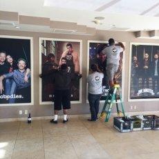Installation CGS- Wall Decal