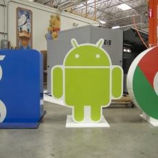 Google Icon Vinyl