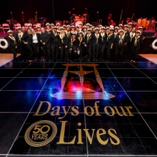 Days of Our Lives Floor Graphic
