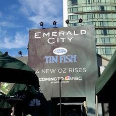 Emerald City- Tin Fish