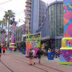 Glow Fest at California Adventure