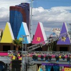 MTV Spring Break Grand Format Banners