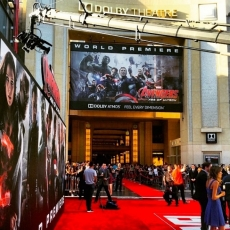 Avengers Premiere Dolby Theatre