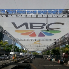 NBC Mesh Banners