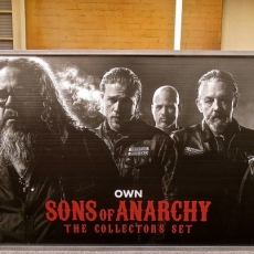 SOA Series Finale Bar