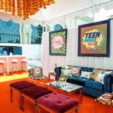Teen Choice 2014 Lounge