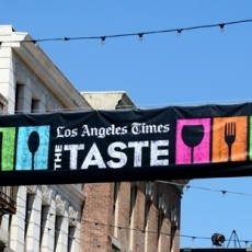 Los Angeles Times 'The Taste'