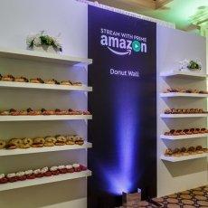 Amazon TCA's 2016 Donut Wall