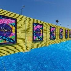 Teen Choice 2015 Blue Carpet