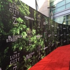 Lost City Red Carpet
