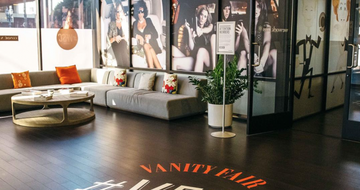 Vanity Fair Social Club by Caravents