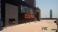 Battlefield Wall Vinyl