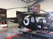 KTLA Helicopter Vinyl