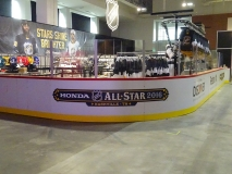 NHL Side Panel Vinyl