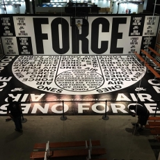 Nike Force Vinyl Court