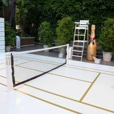 Tennis Court Vinyl