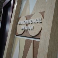 Wood Dimensional