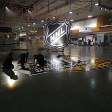 NHL 16 Floor Vinyl