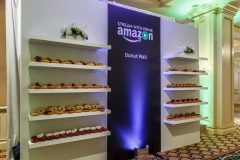 Amazon TCA's 2016 Donut Wall