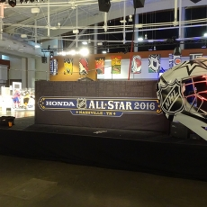 NHL 16 All Star Weekend