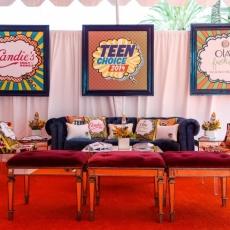 Teen Choice 2014 Lounge