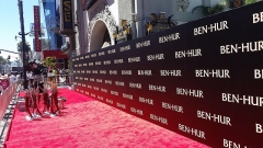 Red Carpet Ben Hur