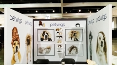 Pet Wigs Booth