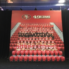 NFL Experience 2016: 49ers