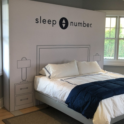 Sleep-Number-Display