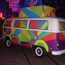 Disney-Disco-Van